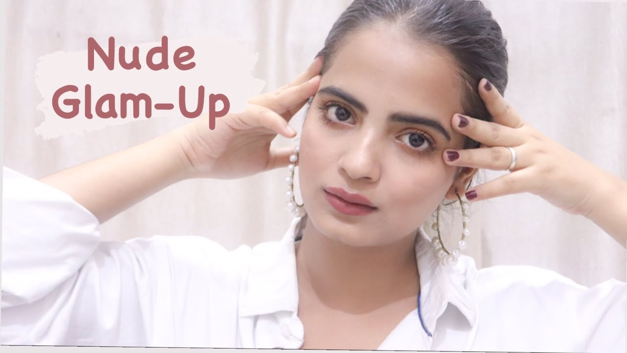 Step-By-Step Nude Makeup Tutorial for INDIAN Skin | No Makeup Makeup Look | Alisha Singh