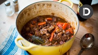 Beef and Guinness Stew feat. MyVirginKitchen