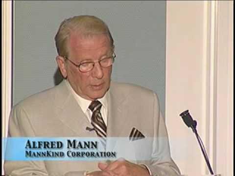 Von Liebig Forum:  Alfred Mann