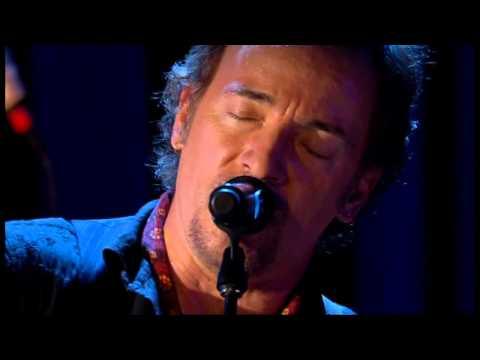 Bruce Springsteen   Mrs McGrath Live