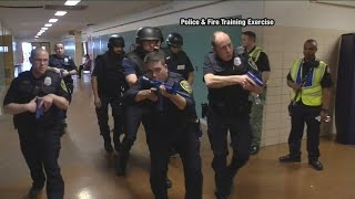 Active Shooter Training Today In Greenfield