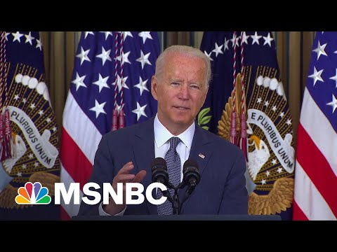 Biden Signs Sweeping Executive Order To Boost Competition In US Economy