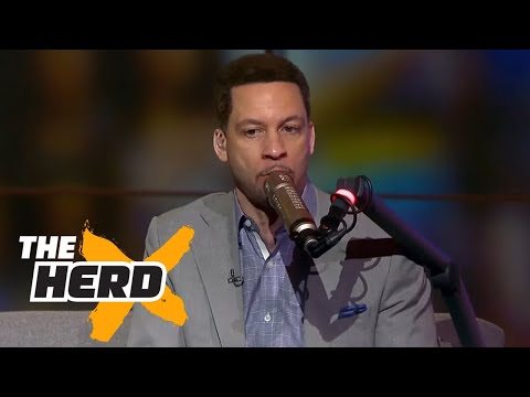 Chris Broussard on Durant in a wheelchair, Lonzo Ball to the Lakers | UNDISPUTED