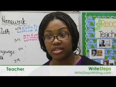 writing across the curriculum common core The teaching channel - this website is an excellent source of instructional videos that show how to incorporate instructional strategies for writing in your classroom.