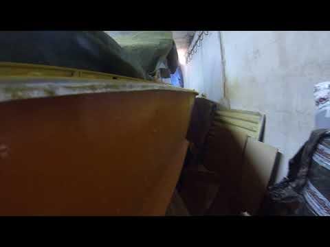 Прогресс 2М - размеры днища для переделки прицепа под лодку