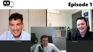 """Dynamics AX Podcast // Episode 1 // Upgrading to AX """"7"""" thumbnail"""