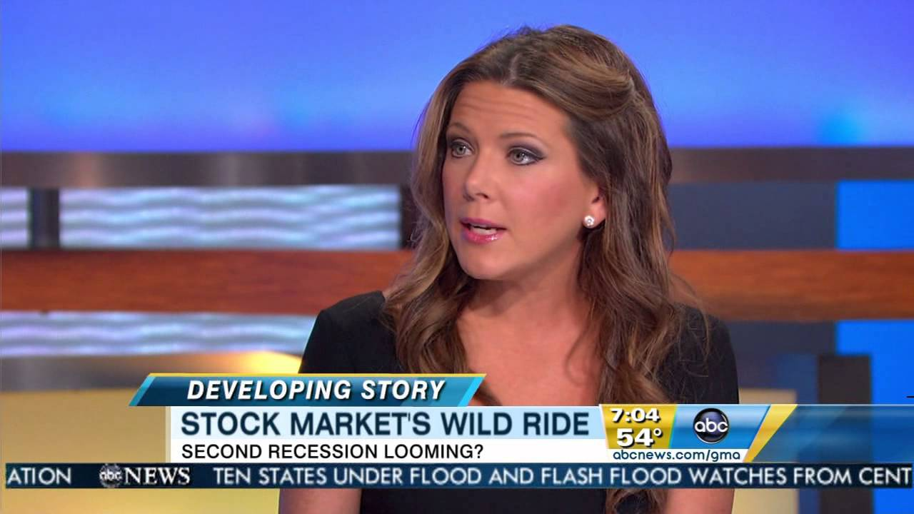 Trish Regan Sexy 2011 09 23 TRISH REGAN