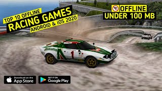 Top 10 Offline Racing Games for Android & iOS 2020 | Under 100MB