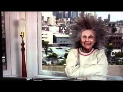 Granny Gets Electroshock Therapy