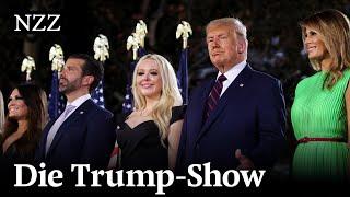 Die grosse Trump-Show – was bleibt vom Parteitag der Republikaner in Erinnerung?  | NZZ