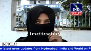 youth fight over girl attacks brother in old city hyderabad   presidency jr college falaknuma