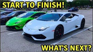 Download Building A Lamborghini Huracan In 10 Minutes Mp3 and Videos