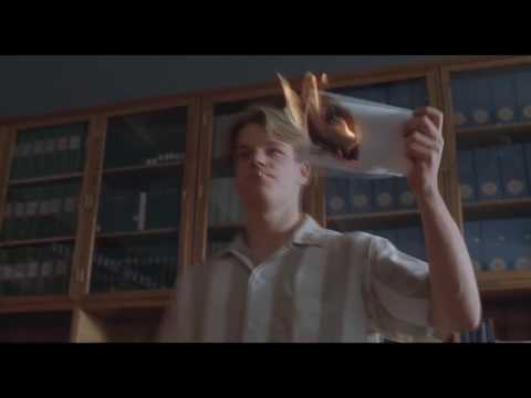 Super Genius Building Bridges But Conflicting Differences Burning Bridges  - 'Good Will Hunting' HD