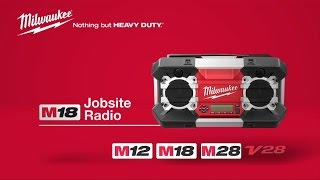 Milwaukee® Jobsite Radio 2790-20