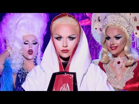 FARRAH MOAN- All Runway Looks