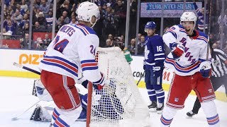 Rangers Stun Leafs In OT: Highlights & Analysis | New York Rangers Post Game
