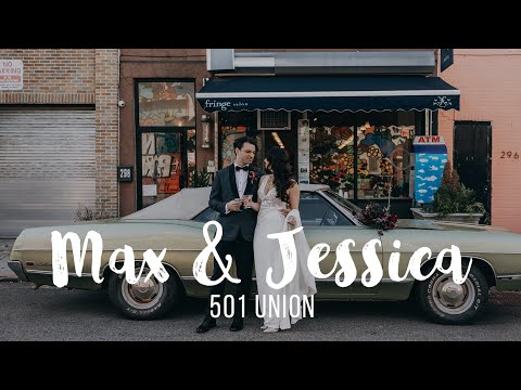 Max & Jessica's 501 Union Wedding | Brooklyn, NYC