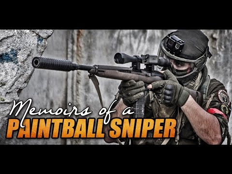 MAGFED PAINTBALL SNIPER: THE SNIPER DOCUMENTARY EP 1