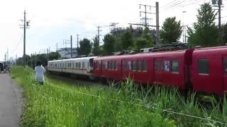 6000 廃車 名鉄 系