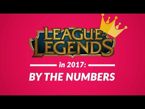Esports explained: League of Legends in 2017