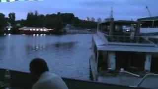 видео  аренда теплоходов в  Киеве
