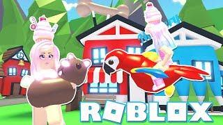 Legendary Parrot & Neon Jungle Pet! Roblox Adopt Me! Hatching Jungle Eggs