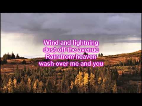 Eric Paslay - Rain From Heaven (The Best of Me OST) Lyrics
