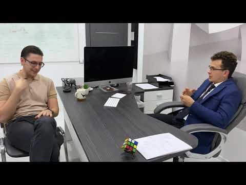 Интервью Захар Грищенко | Юридический Бизнес