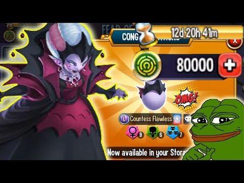 Monster Legends Fear of Darkness Maze island tutorial get all new monster