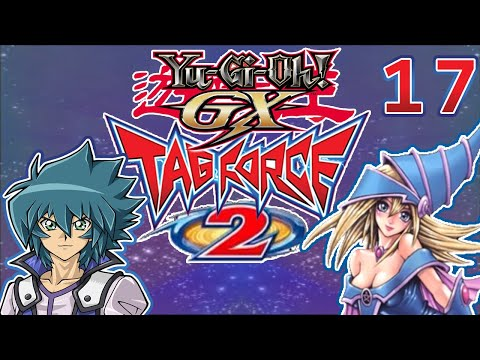 Yu-Gi-Oh! GX Tagforce 2 Part 17: Dark Magician Girl Rematch