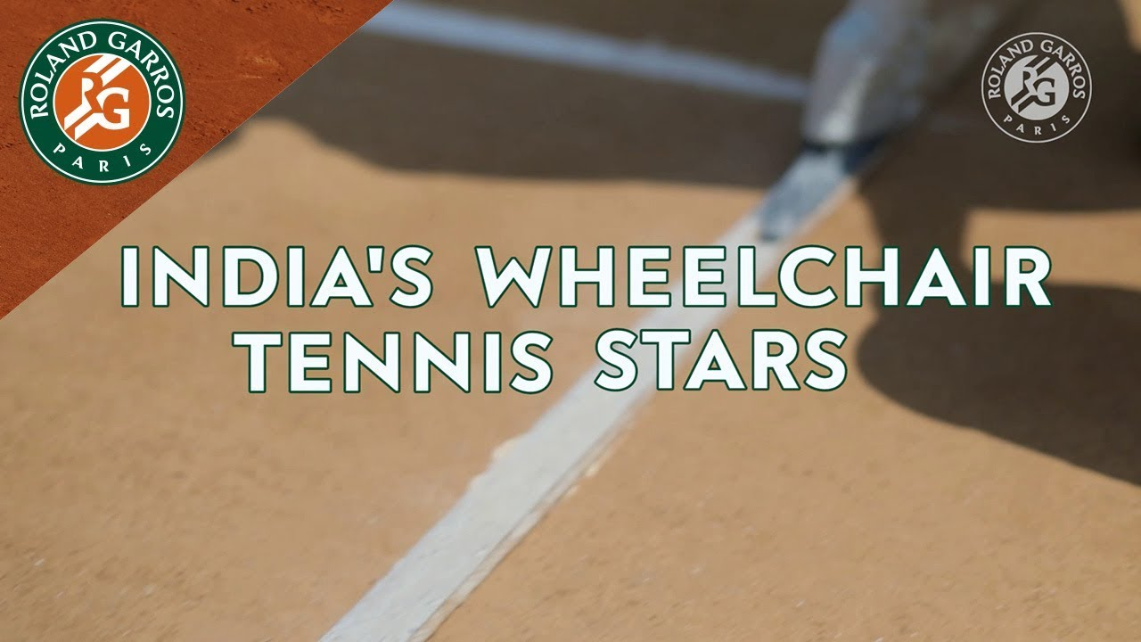 Meet India's Wheelchair Tennis Warriors