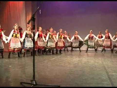 Małe Słowianki - Lajkonik