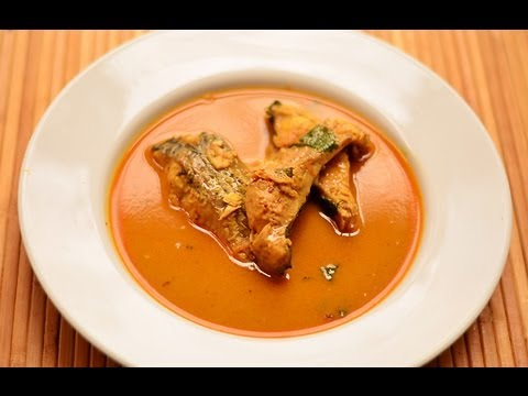 Fish Curry In Coconut Milk (with Tip To Remove Smell) @ Guru's Cooking