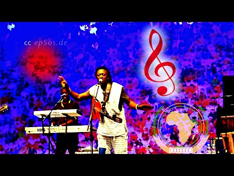 Happy African Music in Positive Live Concert