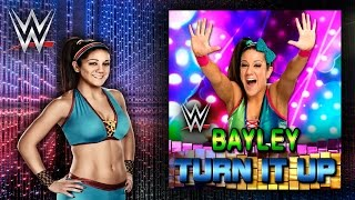 """WWE NXT: """"Turn It Up"""" (Bayley) Theme Song + AE (Arena Effect)"""