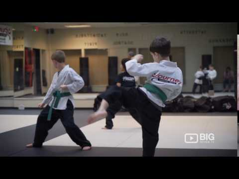 Journey Martial Arts in Austin Texas: Health and Fitness for Kids and Adults