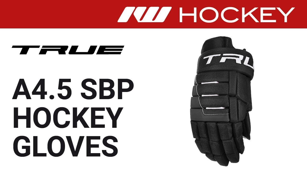 true a4 5 sbp glove review