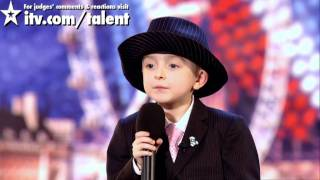 Robbie Firmin - Britain's Got Talent 2011 audition - itv.com/talent - UK Version thumbnail