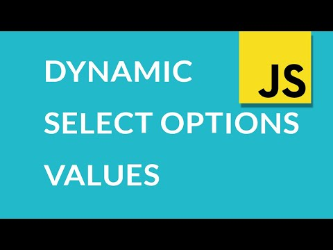 Dynamically Populate  Select  Option List Value Using JavaScript Option Constructor