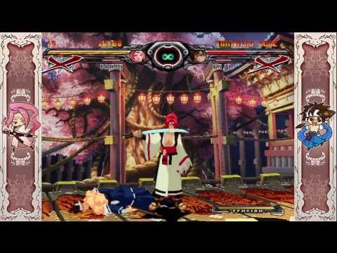 Guilty Gear XX AC+ All Overdrives and Instant Kills