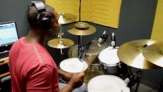 T-Pain - Freeze ft.(Chris Brown) [DRUM COVER]