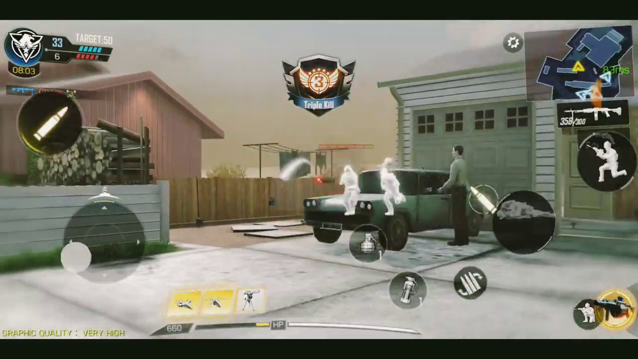 Call of Duty Mobile Hack by AnC1 -