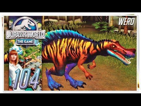 Jurassic World - The Game ► Irritator    EP 104