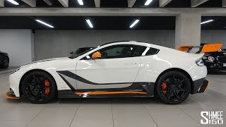 The Aston Martin Vantage Gt12 Is One Of The Greatest Things Ever!
