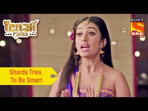 Your Favorite Character   Sharda Tries To Be Smart   Tenali Rama