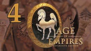 Прохождение Age of Empires Definitive Edition 4 Присвоение территории Слава Греции
