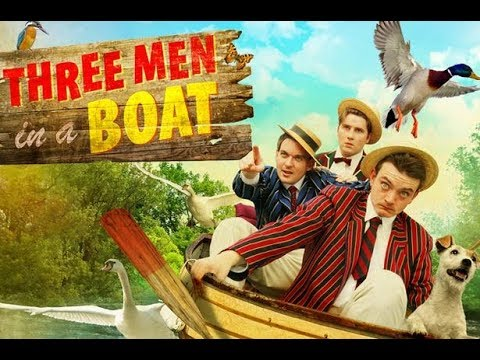 three man in the boat Buy three men in a boat by jerome k jerome (isbn: 9781512099898) from  amazon's book store everyday low prices and free delivery on eligible orders.