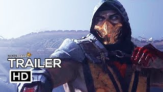 MORTAL KOMBAT 11 Official Trailer (2019) PS4, Xbox One Game HD