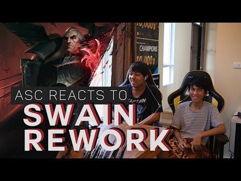 ASC Reaction: Swain Rework