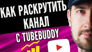как раскрутить Ютуб VidIQ  TubeBuddy